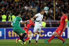 کلین شیت های ایران و انگلیس در انتخابی جام جهانی روسیه