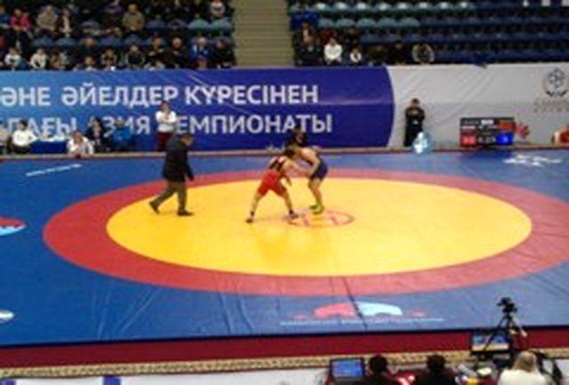 رقابتهای انتخابی تیمهای ملی کشتی روسیه برگزار میشود