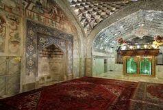 بازدید بیش از 200 توریست خارجی از امامزاده سید حمزه (ع) در تبریز