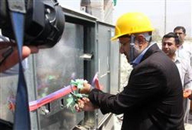 افتتاح 11 دستگاه پست هوایی در پارسیان