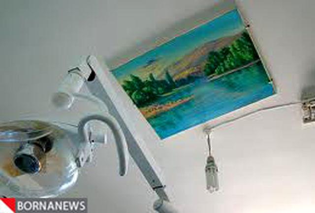 دندانپزشکی که تابلوهای نقاشیاش میلیونی میفروشد!