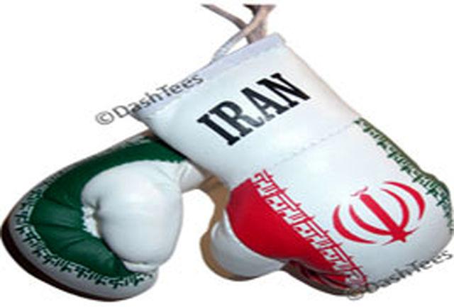 ایمان طیبی از فارس درتركیب تیم ملی بوكس ایران قرار گرفت