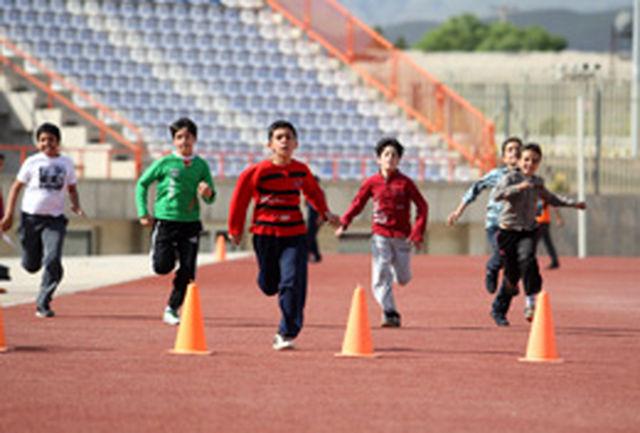 اجرای طرح استعدادیابی ورزشهای سهگانه در قزوین