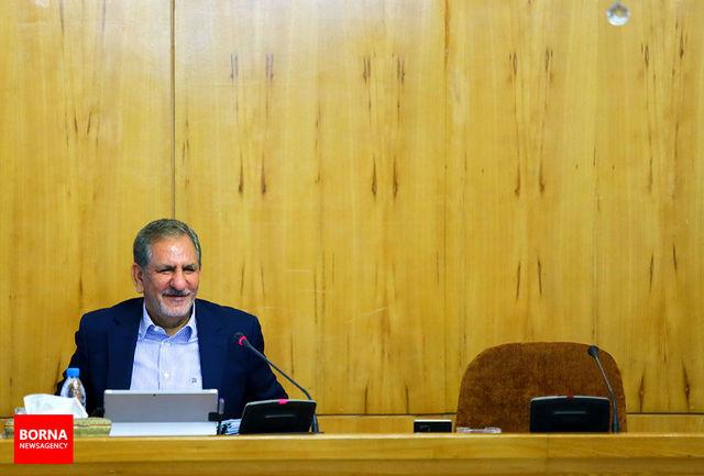 بررسی گزارش نماینده رییس جمهوری از استان های سیل زده
