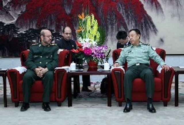 سردار دهقان با معاون رئیسجمهور چین دیدار کرد