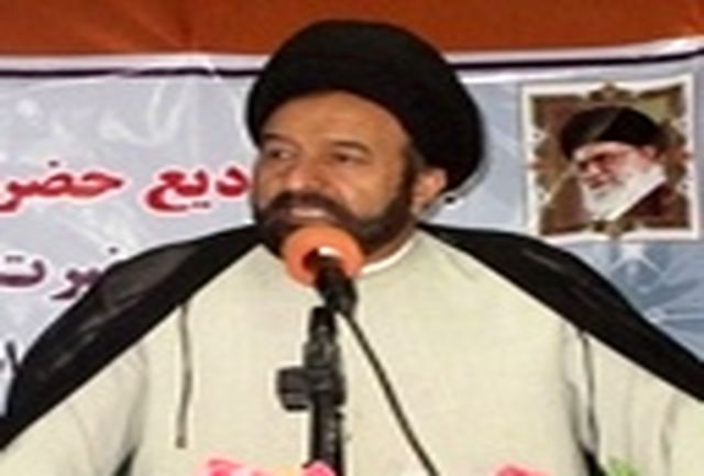 قدردانی مدیرکل تبلیغات اسلامی هرمزگان از امام جمعه حاجی آباد