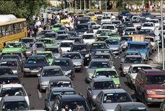 ترافیک در روز اول بازگشایی مدارس کرج 30 درصد افزایش داشت