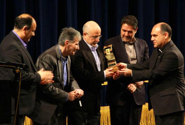 مراسم بزرگداشت نادر گلچین با حضور تعدادی از هنرمندان