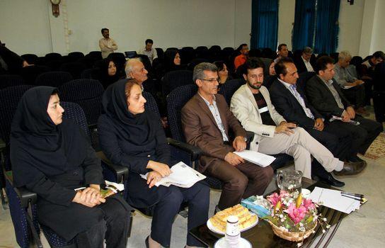 نشست خبری رییس دانشگاه پیام نور شهرستان شهریار