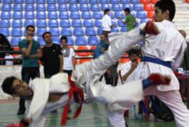 ثبت رکوردی جدید در مسابقات کاراته قهرمانی جهان