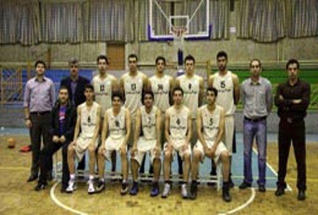 تیم شهرداری سنندج با اقتدار تیم بندر امام را شکست داد
