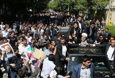 رییس جمهوری به غرب تهران سفر میکند