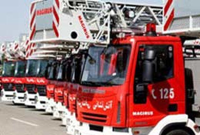 اطفای 23 حریق در استان قم طی 72 ساعت گذشته