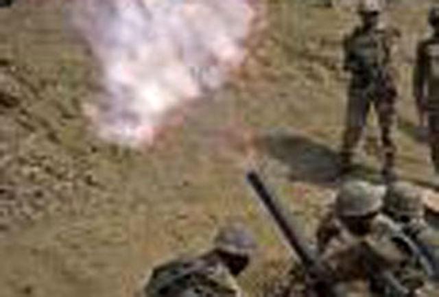 کشته شدن18شبه نظامی در حمله نیروهای پاکستان
