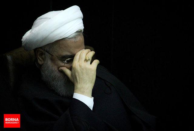 دکتر روحانی درگذشت آیت الله شرعی را تسلیت گفت