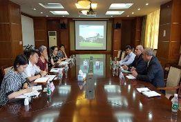 گسترش همکاریهای بینالمللی دانشگاه زنجان با مراکز آموزش عالی چین