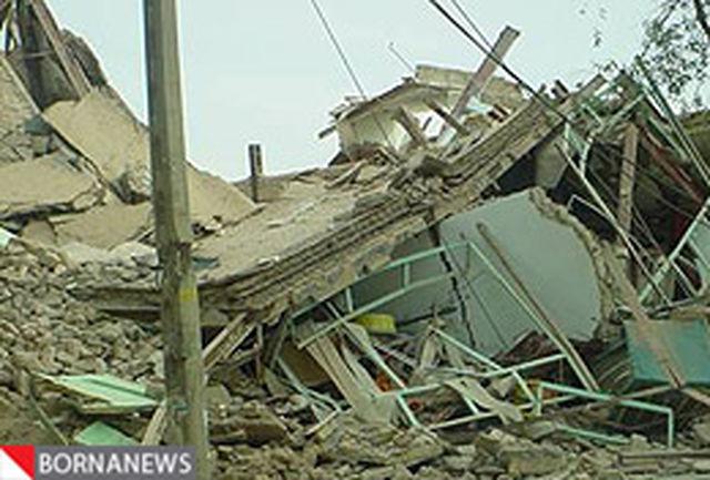 22 روستای سپیدان فارس بر اثر زلزله آسیب دید