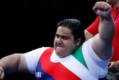 سیامند رحمان کاندیدای برترین وزنه بردار جهان