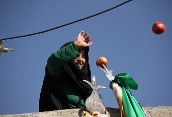 تاسوعای حسینی در  روستاى هفتهر استان یزد