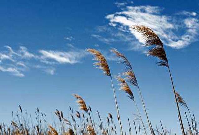 وزش باد شدید در البرز