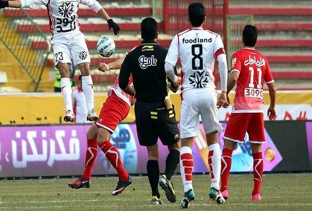 برنامه هفته دوازدهم لیگ برتر فوتبال اعلام شد؛ جدال سرخابیها با نمایندگان مشهد