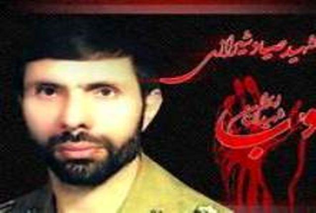 بزرگداشت مقام سپهبد شهید صیاد شیرازی در همدان برگزار شد
