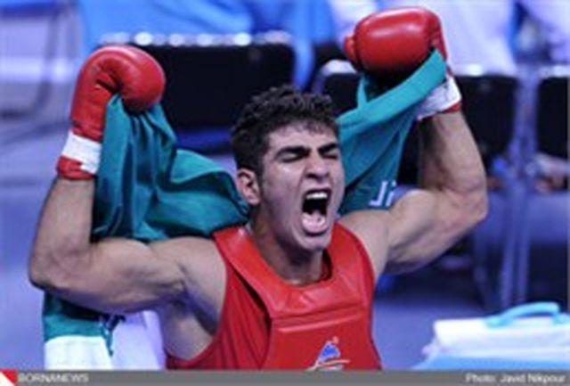 محمدسیفی: راز موفقیتم تمرین و تمرین است