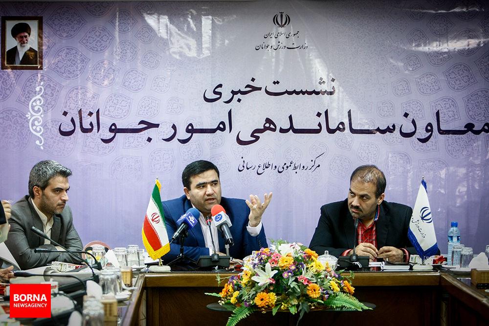مهندس محمد رضا رستمی معاون ساماندهی امور جوانان وزارت ورزش و جوانان