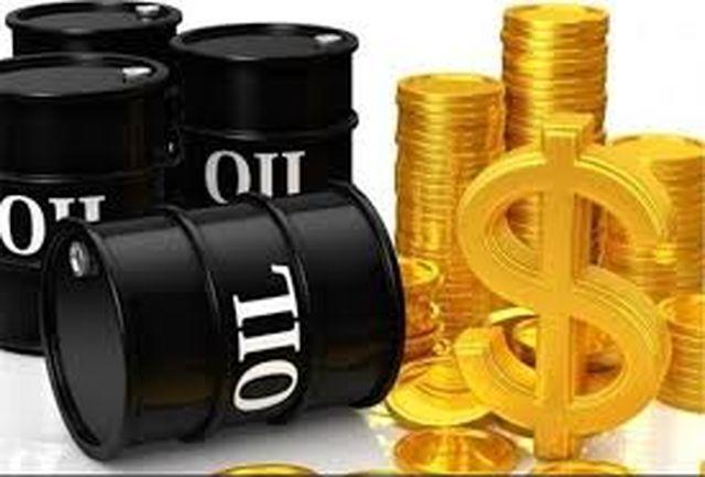 کاهش اندک بهای نفت/ تداوم اوجگیری طلا