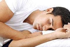 با این روش بخوابید و کالری سوزی کنید!