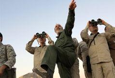سردار باقری عازم تهران شد