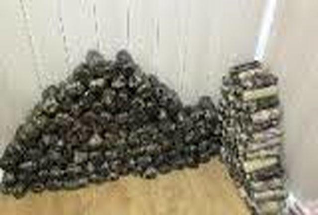 254 کیلو گرم مواد مخدر از بار خرما در خوروبیابانک کشف شد