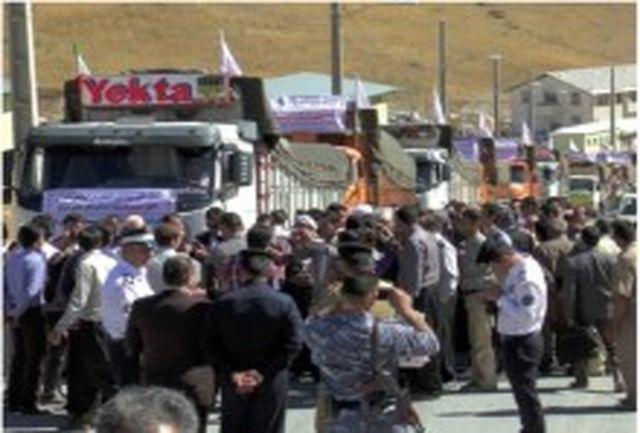 مدیرعامل جمعیت هلالاحمر استان مرکزی خبر داد: حجم کمکهای غیرنقدی استان ما به مناطق زلزلهزده به 1.7 میلیارد تومان رسید