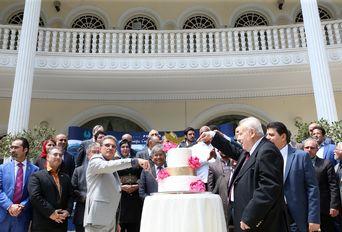 جشن انجمن های دوستی ایران با سایر کشورها