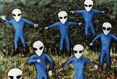 موجودات فضایی چه شکلی هستند؟
