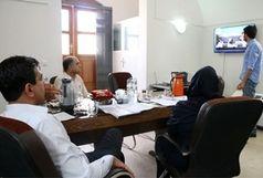 دفاع از طرح نوآورانه دستگاه حس مجازی هپتیک در مرکز نوآوری پارک علم و فناوری یزد