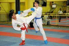 سنندج قهرمان رقابت های کاراته استان کردستان شد