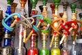 جمعآوری 2000 عدد قلیان از محوطه و رستورانهای سنتی گنجنامه