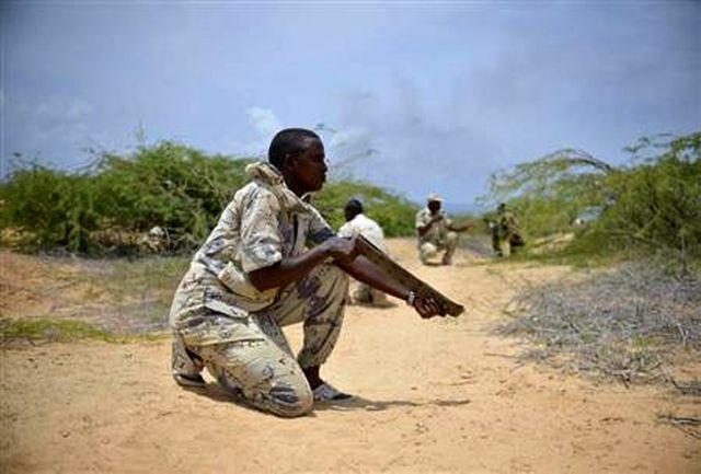 افزایش نفوذ افراط گرایان در نیروهای امنیتی سومالی