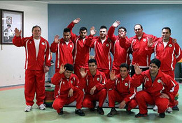 نوجوانان وزنه برداری ایران به دنبال قهرمانی در آسیا