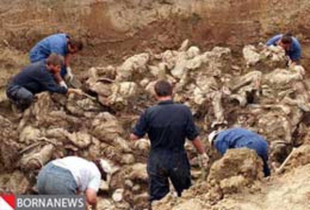 کشف یک گور دسته جمعی دیگر در عراق