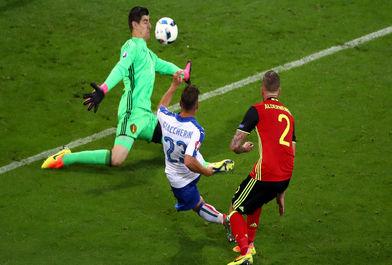 دیدار تیم های ایتالیا / بلژیک