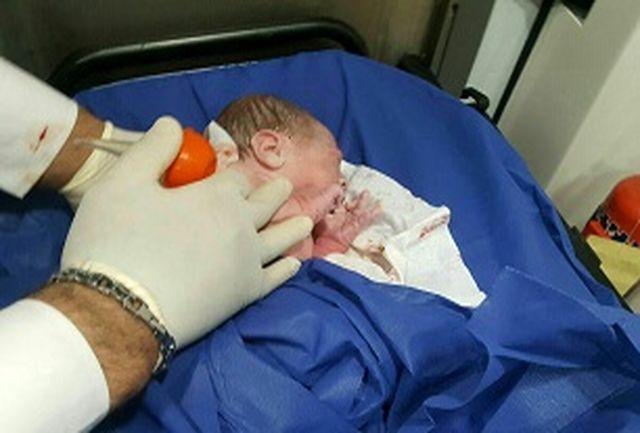 تولد نوزاد عراقی در شب اربعین به دست تیم پزشکان ایرانی