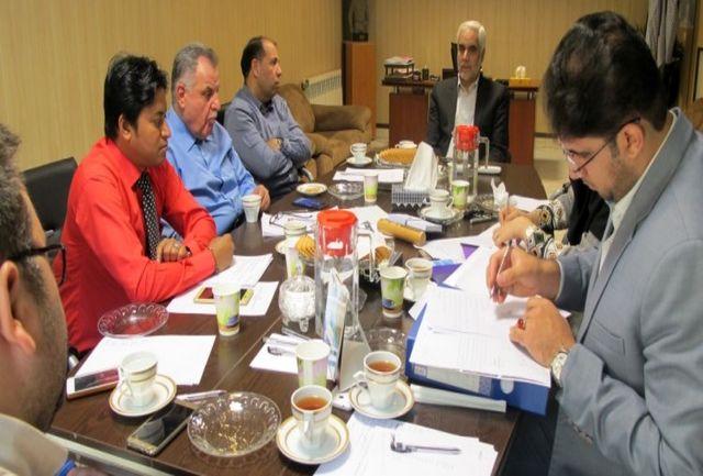 مدوید در دستور کار جلسه شورای اداریIZSF