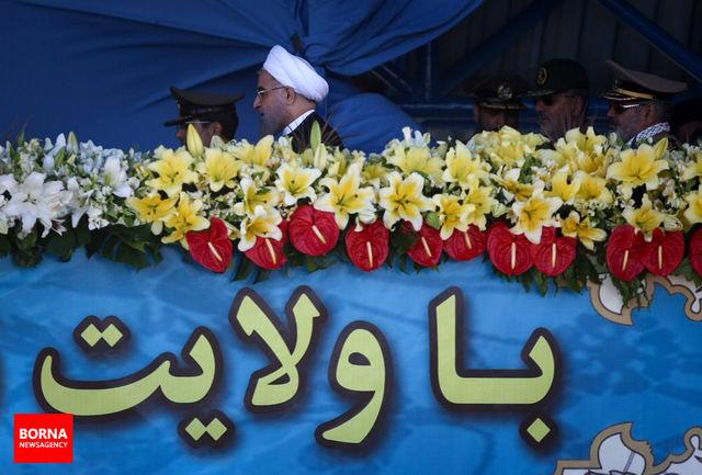 آغاز مراسم گرامیداشت روز ارتش