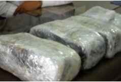 کشف 135 کیلوگرم مواد مخدر