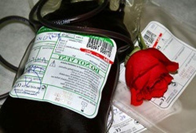 اهدای خون در هرمزگان 20درصد افزایش یافت
