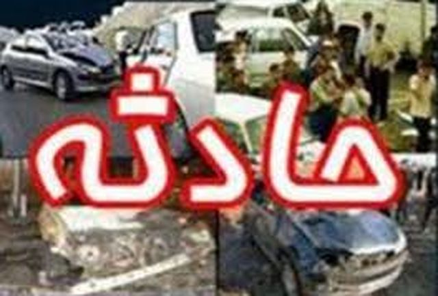 8 کشته و مجروح در سه تصادف