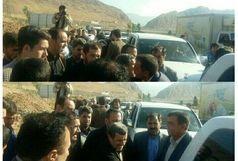 فراخوان عجیب به حامیان احمدی نژاد در کرمانشاه!