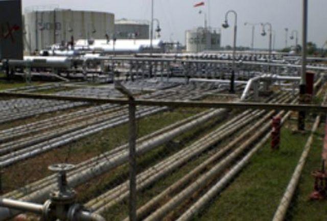 انفجار در پالایشگاه نفت سیبری